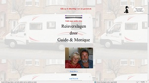 site van Guido en Monique